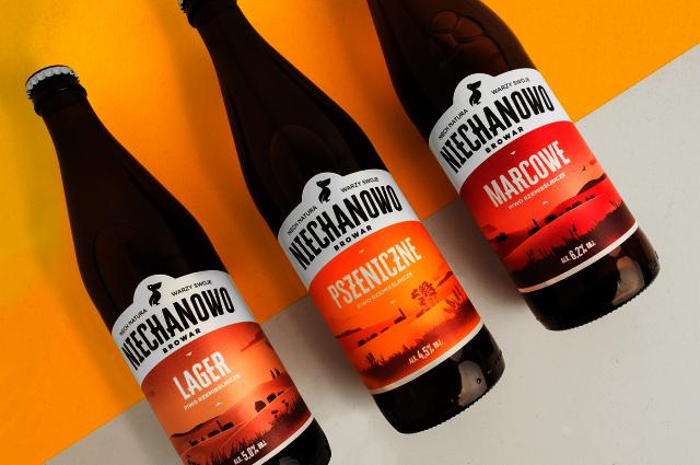 projektowanie etykiet dla piw