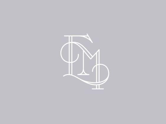 projekt monogramu