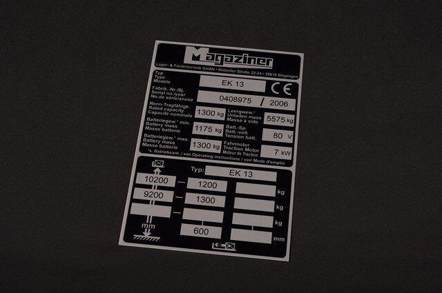 projektowanie tabliczek znamionowych