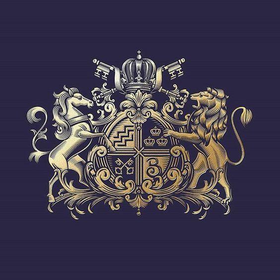 projektowanie herbu