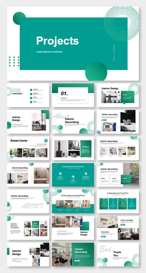 projektowanie prezentacji multimedialnych