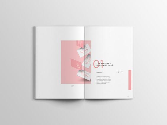 projektowanie książek
