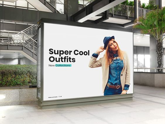 projektowanie tablic reklamowych