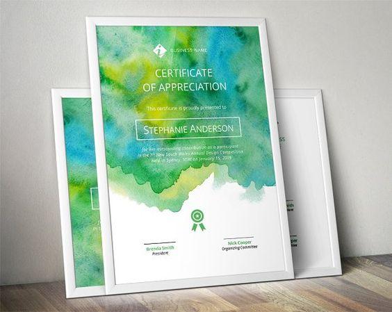projektowanie certyfikatów