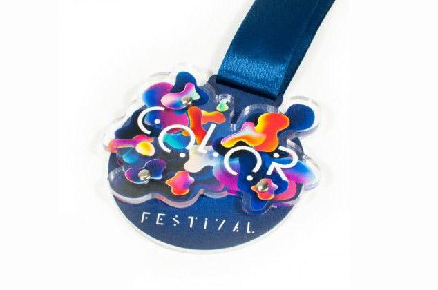 projektowanie medali