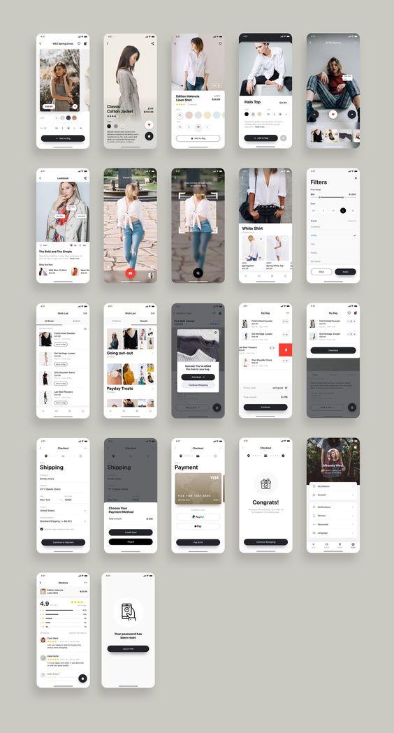 projektowanie interfejsów użytkownika