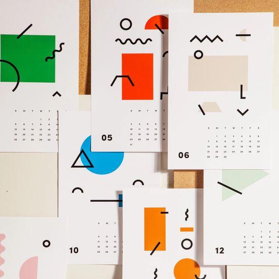 tworzenie kalendarzy