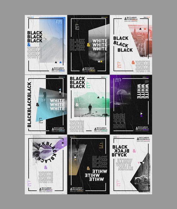 projektowanie plakatów