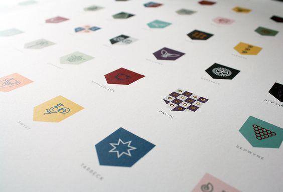 projektowanie herbów
