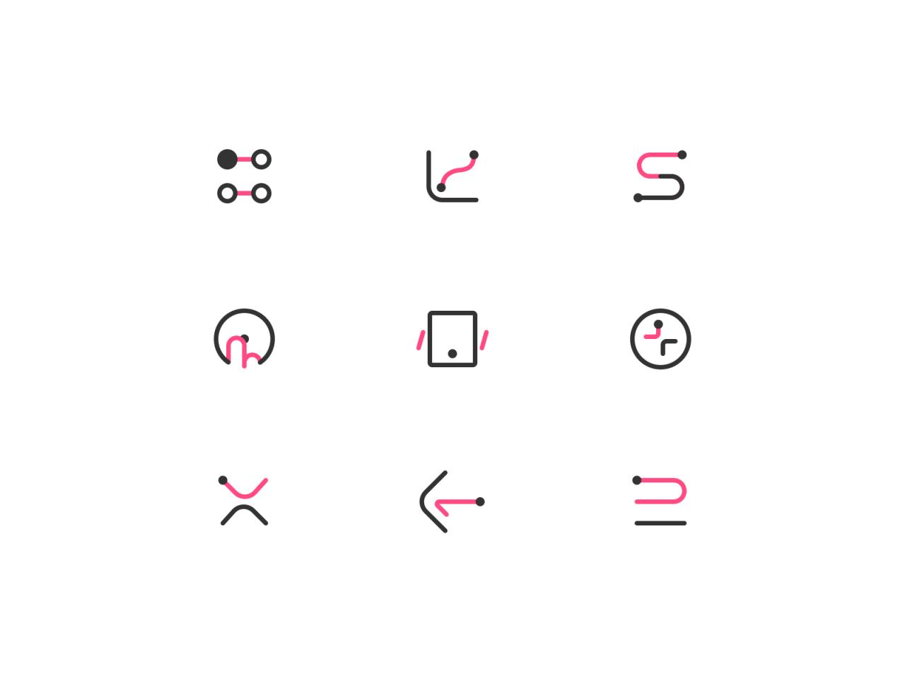 projektowanie ikon nowoczesnych