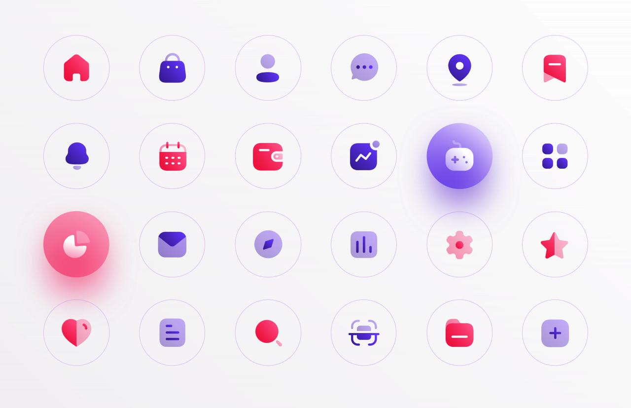 projektowanie ikon